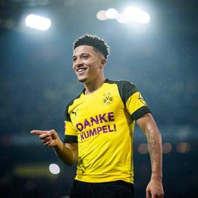 Quelli di passione calcio   Sancho Bundesliga