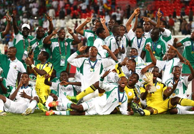 Mondiale U17 2013 – Nigeria Power