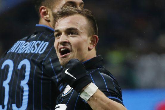 Inter – Sampdoria   2-0   Shaqiri fa subito impazzire San Siro