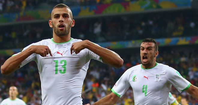 Talenti classe 88 Algeria
