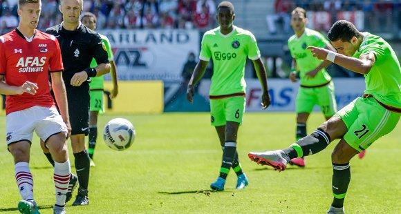 AZ Alkmaar – Ajax   0-3   El Ghazi scatena il repertorio