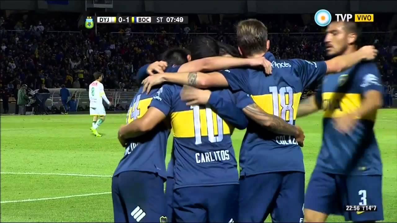 Defensa Y Justicia – Boca Jrs   1-2   Il Boca di Tevez conquista la semifinale della Copa Argentina