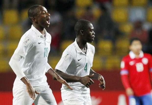 Cile U17 – Nigeria U17   1-5   Strapotere fisico