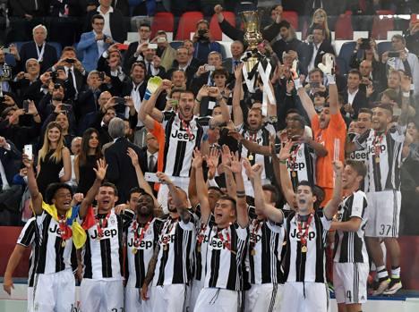 Milan – Juventus   0-1 dts   Juve doppio Double!