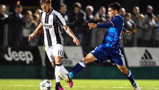 Youth League – Juventus – Olympique Lione   0-1 – Un occhio ai talenti