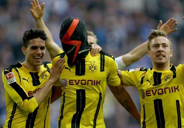 Schalke 04 – Borussia Dortmund   1-1   Nel Derby un pari che serve a poco