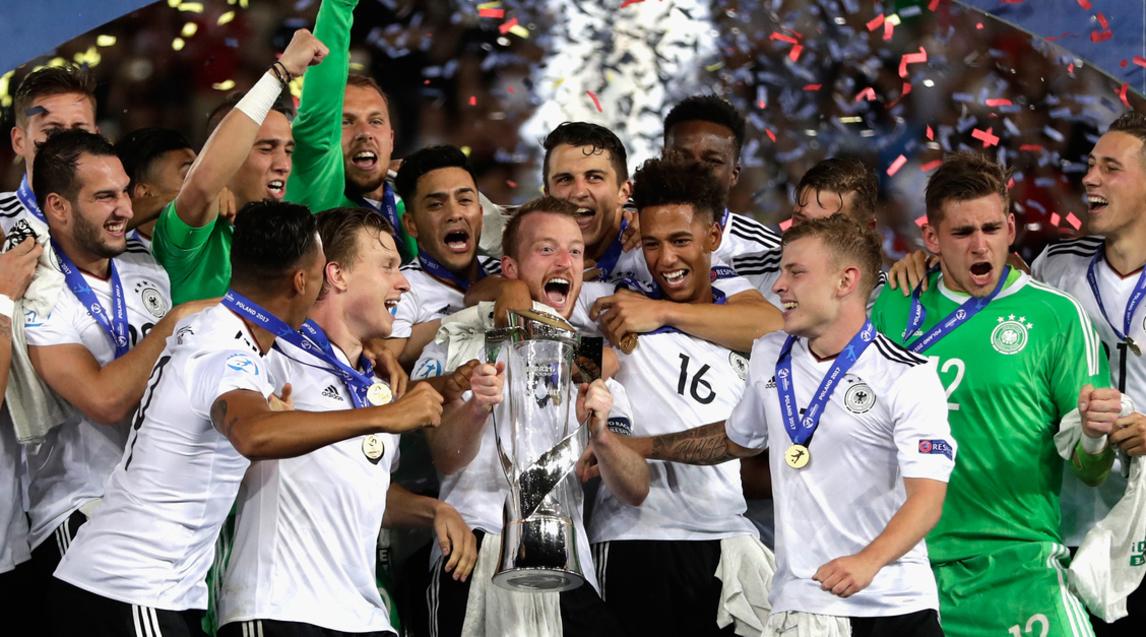 Germania U21 – Spagna U21   1-0   Gli essenziali e i presuntuosi