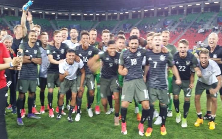 Inghilterra U21 – Germania U21   2-2 5-6 dcr   La legge dei rigori ancora fatale all'Inghilterra