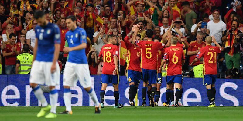 Spagna – Italia   3-0   Se Isco è in serata…