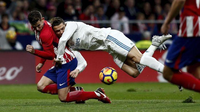 Atletico Madrid – Real Madrid   0-0   E' già finita?