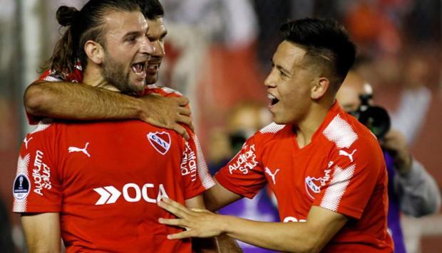 Independiente – Libertad   3-1   Arriba El Diablo!
