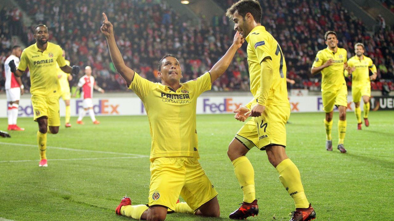 Valencia – Villarreal   0-1   Bacca Natale