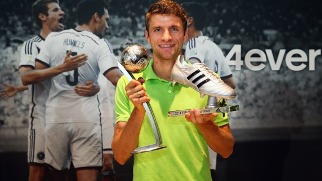 Best Talents – Thomas Muller