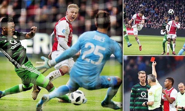 Ajax – Feyenoord   2-0   In&Out