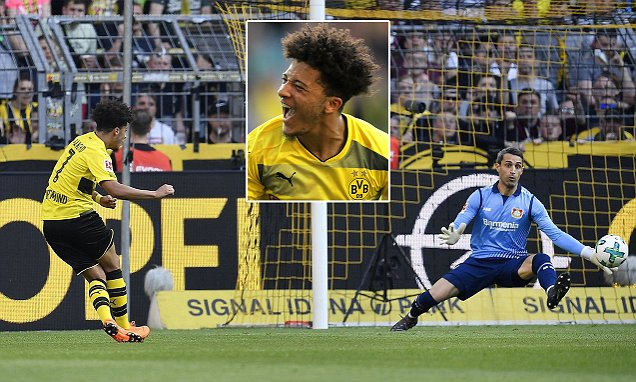 Borussia Dortmund – Bayer Leverkusen   4-0   Vecchie e nuove energie