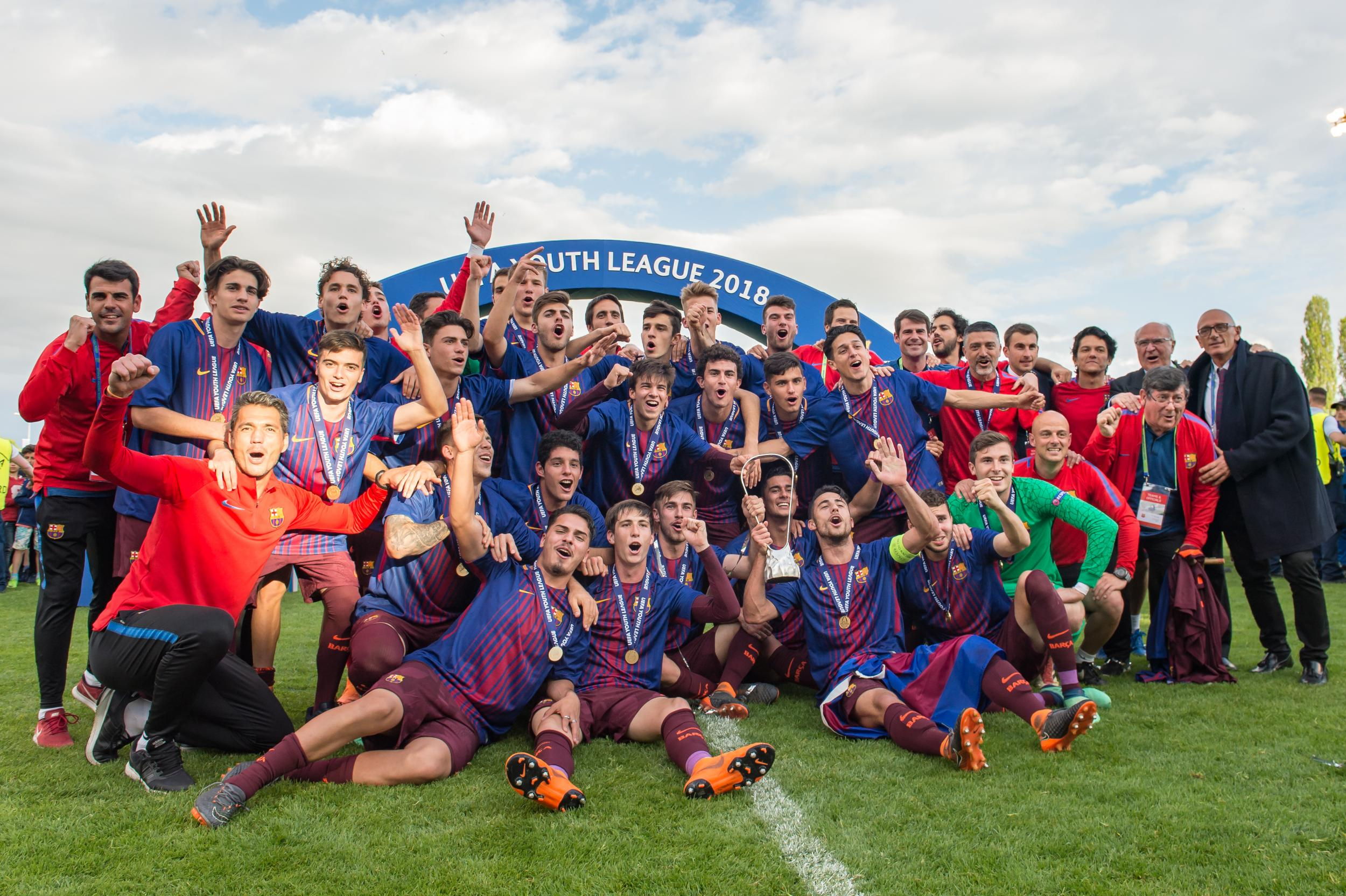 Youth Chelsea – Youth Barcellona   0-3   Ancora Barca