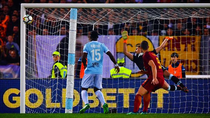 Lazio – Roma   0-0   Umori opposti, stesso risultato