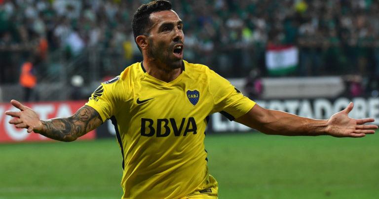 Palmeiras – Boca Jrs   1-1   Tutto nel finale