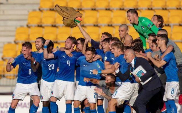 Italia U19 – Francia U19   2-0   Capone-Kean, è grand'Italia!