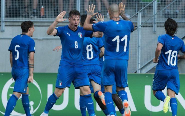 Portogallo U19 – Italia U19   2-3   Buona Italia con brivido