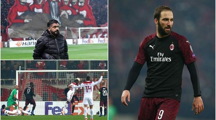 Un occhio a… Olympiacos – Milan   3-1   Piccolo Milan