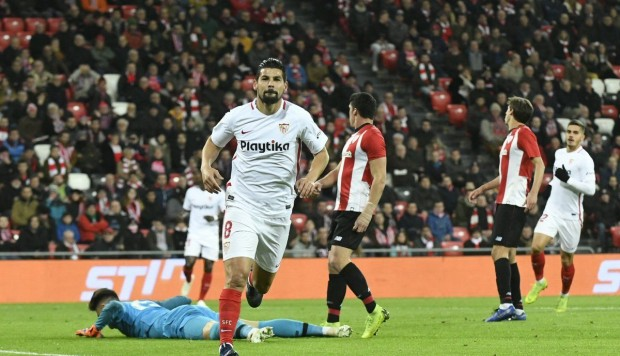 Athletic Bilbao – Siviglia   1-3   Ipoteca Sevillana