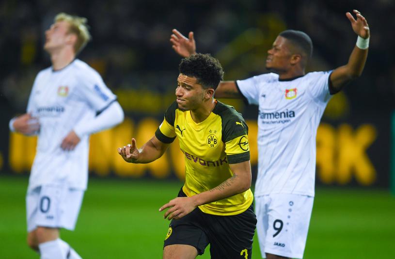 Borussia Dortmund – Bayer Leverkusen   3-2   Spettacolo giovane, la spunta il Borussia di Sancho