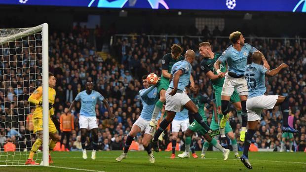 Manchester City – Tottenham Hotspur   4-3   Strozzati dal VAR nella partita dell'anno