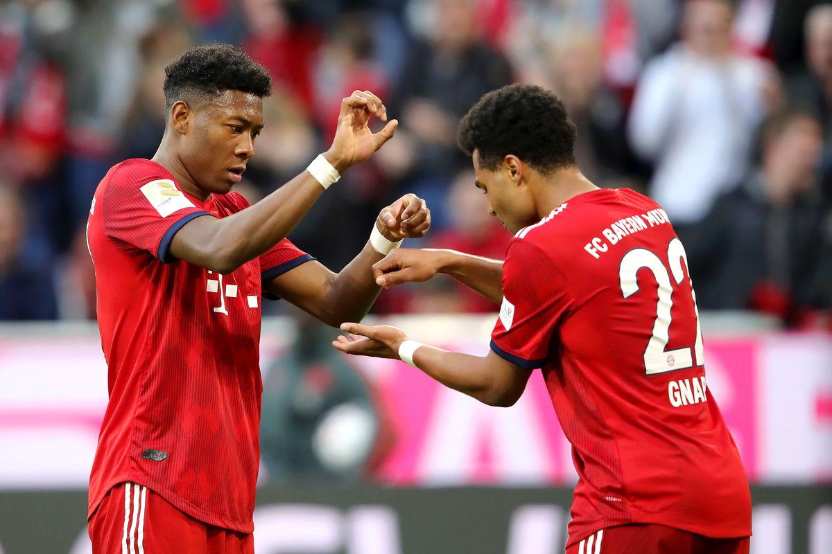 Bayern Monaco – Borussia Dortmund   5-0   Dominio e sorpasso, ma quel palo…