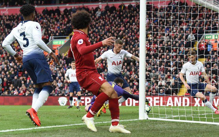 Liverpool – Tottenham Hotspur   2-1   Frittata finale, Klopp è ancora su