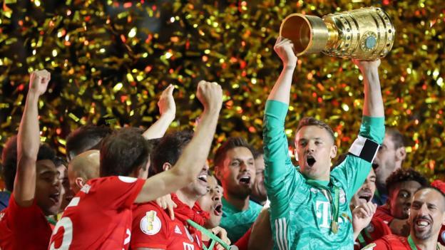 RB Lipsia – Bayern Monaco   0-3   Lewa-Coman per la Coppa, torna Super-Neuer!