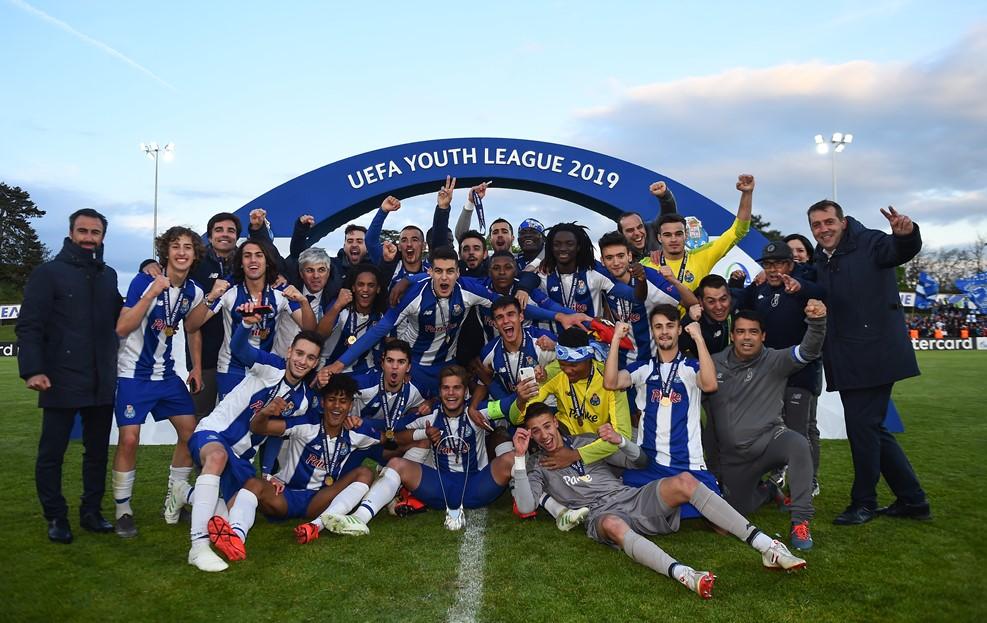 Porto U19 – Chelsea U19   3-1   Porto sul tetto d'Europa!