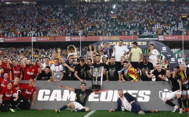 Barcellona – Valencia   1-2   Marcelino che bel trofeo!
