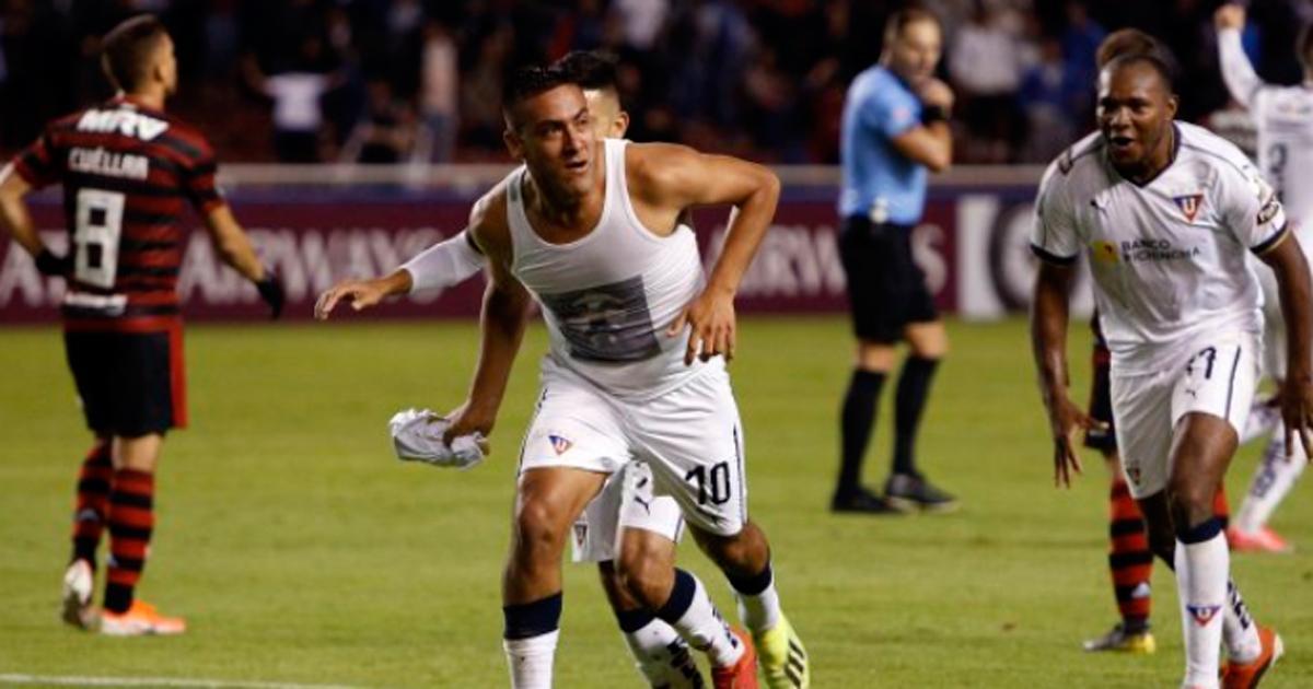 LDU Quito – Flamengo   2-1   L'LDU la ribalta per restare vivo!