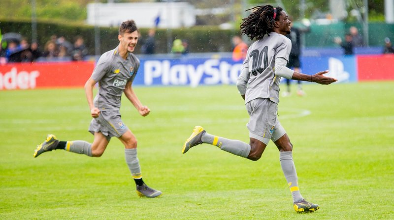 Hoffenheim U19 – Porto U19   0-3   Superiorità Porto, l'Hoffenheim si arrende