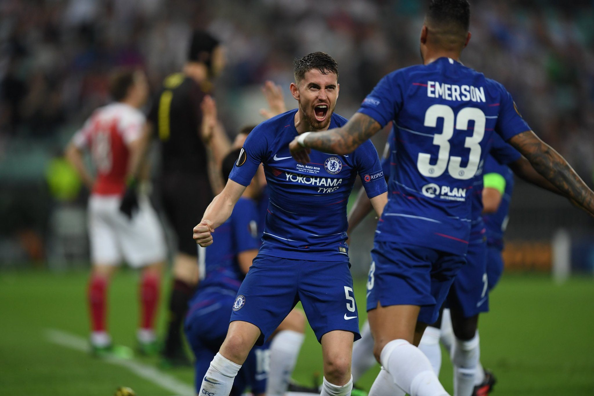 Talento dell'Anno Europa League 2018-19 Premio Star Tuscany Rent – Un pizzico di azzurro chiude anche l'Europa League!