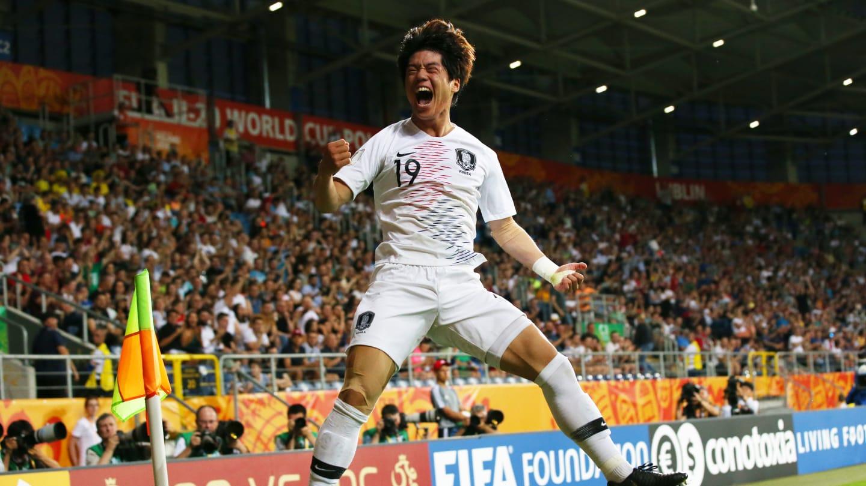 Ecuador U20 – Corea del Sud U20   0-1   Decide Choi, Lee stella