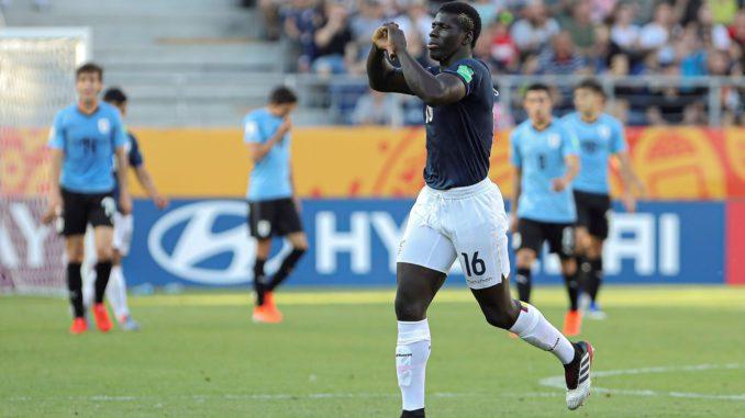 Uruguay U20 – Ecuador U20   1-3   Conferma Ecuadorena