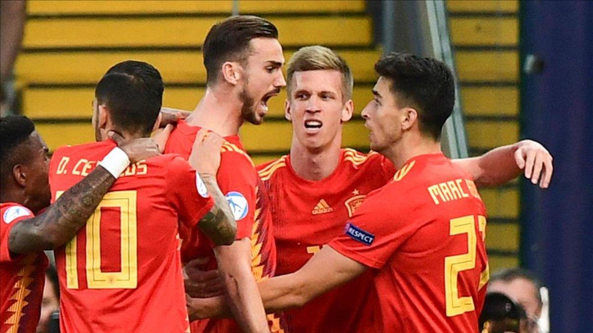 TOP 11 4-3-3 – TOP 3 PER SQUADRA EURO U21 2019