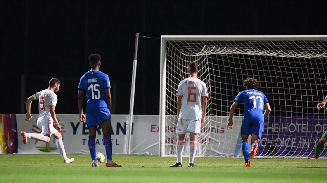 Spagna U19 – Italia U19   2-1   Buona Italia, merita però la Spagna