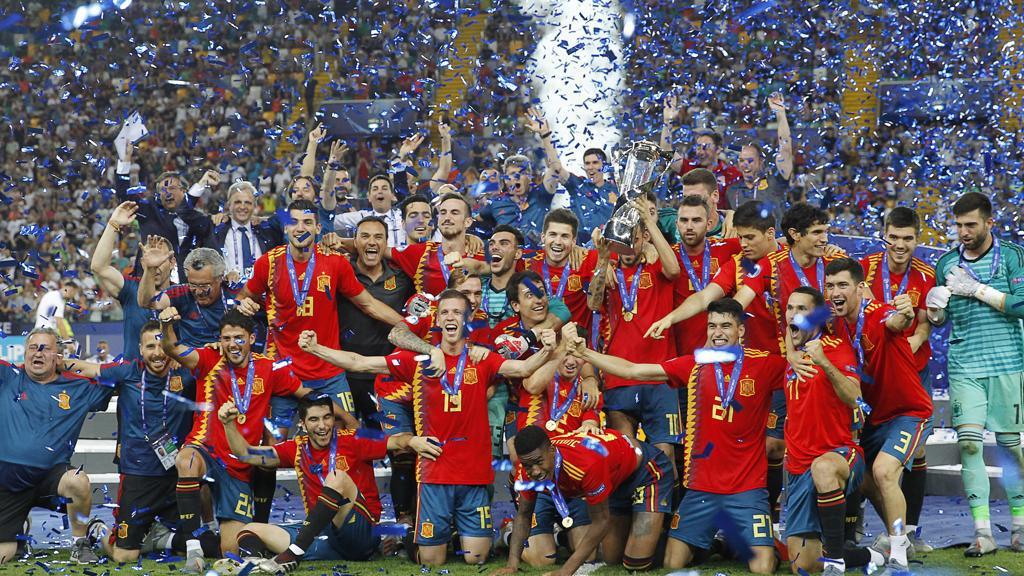 Spagna U21 – Germania U21   2-1   Rivincita eseguita, Fabian Ruiz MVP e tesoro Napoli!