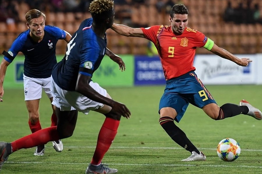 Francia U19 – Spagna U19   0-0   3-4 dcr   Occasione Francia, la spunta ancora la Roja