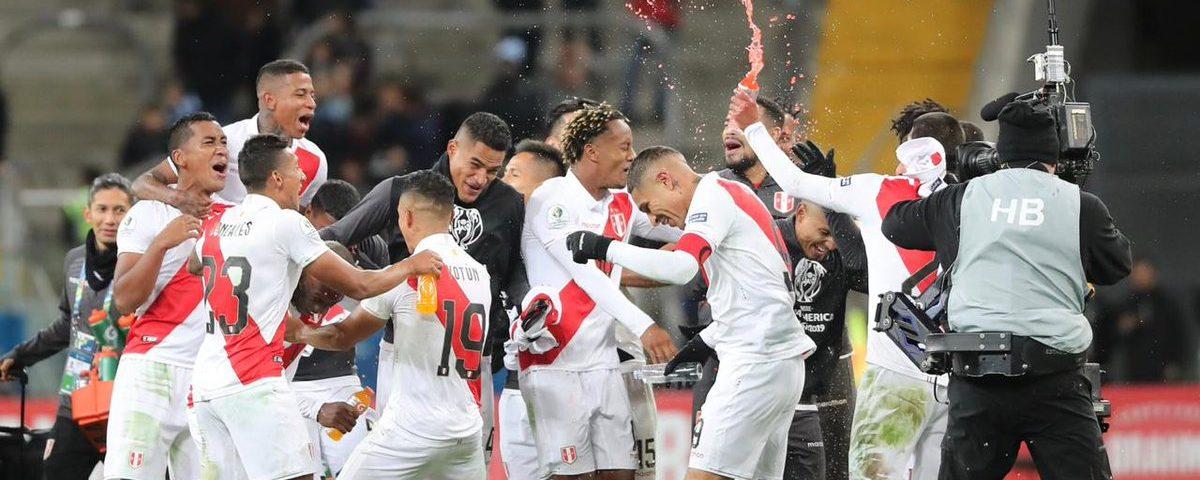 Cile – Perù   0-3   La caduta del regno