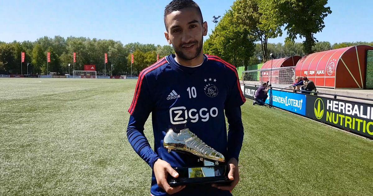 Analisi Numerica Talenti Eredivisie 2018-19