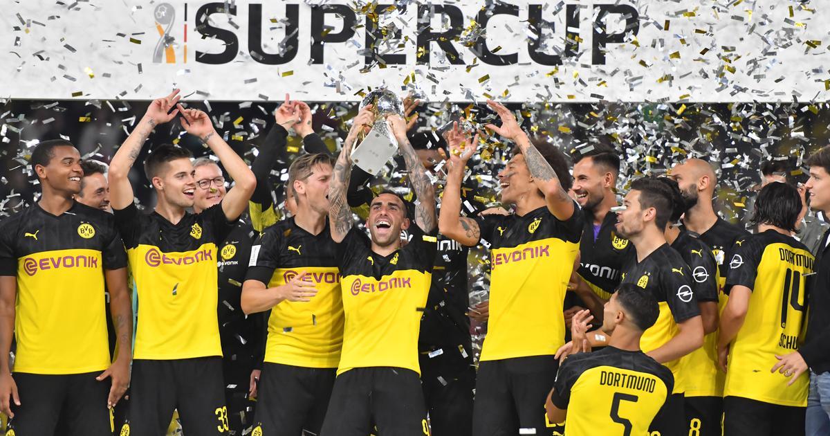 Borussia Dortmund – Bayern Monaco   2-0   Il Dortmund ci crede! Sancho inizia a modo suo