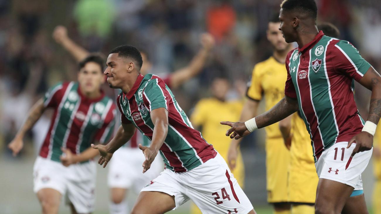 Fluminense – Penarol   3-1   Buon Flu, esce il Penarol di Diego Lopez