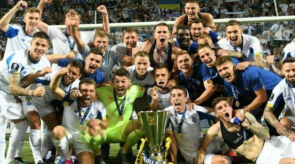 Shakhtar Donetsk – Dinamo Kiev   1-2   Ribaltone finale da Supercoppa