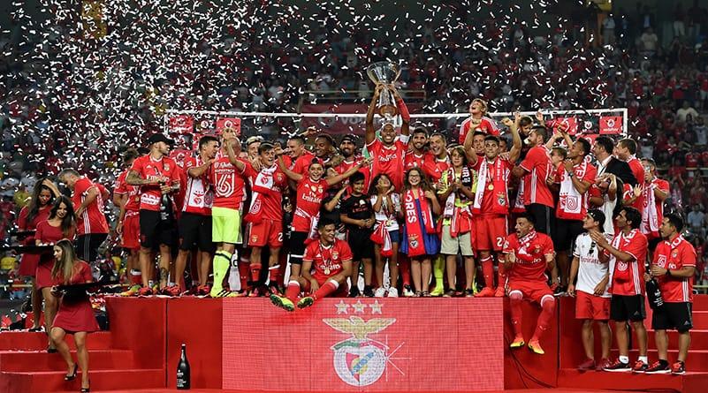 Benfica – Sporting CP   5-0   Che stangata!
