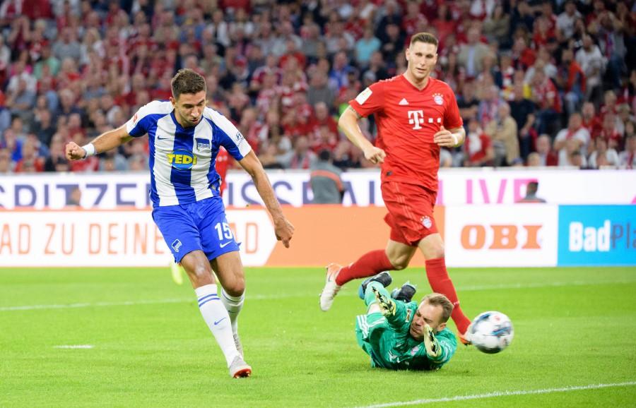 Talento dell'Anno Bundesliga 2019-20 Premio Pianigiani – Grujic, primo stop per il Bayern