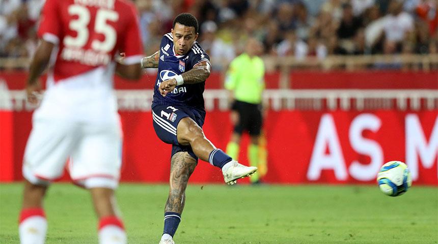 Monaco – Olympique Lione   0-3   Silvinho inizia alla grande con i suoi talenti